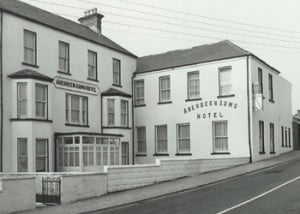 The original Aberdeen Arms Hotel Lahinch