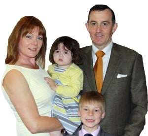 Maria, Michael Daniel and Ciallann