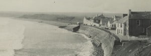 A scene from 1950's Lahinch