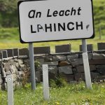 Lahinch amended sign